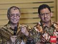 KPK Tangkap Pejabat BUMN Suap Rp1,9 Miliar di Toilet Hotel