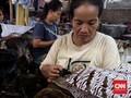 Memborong Batik Olahan Tangan di Warisan 2016