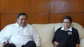Soal Sandera WNI, RI Intensifkan Kordinasi dengan Filipina