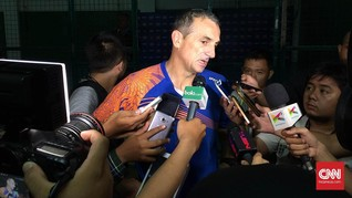 Milomir Seslija: Persija Remehkan Madura United