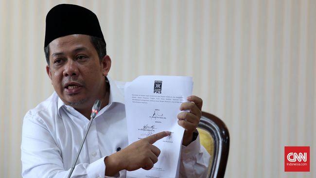 Fahri Hamzah Sebut Pimpinan PKS 'Jaim dan Lemas'