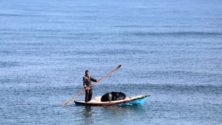 Israel Longgarkan Zona Nelayan Gaza Jelang Idul Fitri