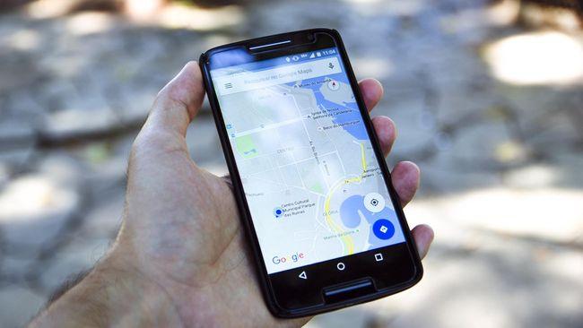 Deretan Fitur Google Maps yang Kerap Terlupakan