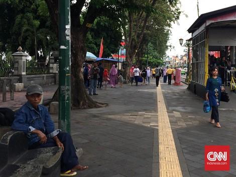 Tak Ada Kerusakan Akibat Gempa di Yogyakarta