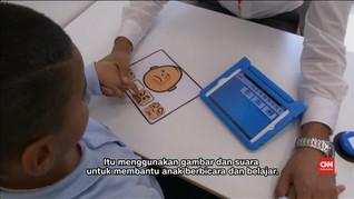 Arab Kembangkan Aplikasi untuk Bantu Anak Autis