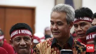 Ganjar Pranowo Bantah Terbitkan Izin Baru untuk Semen Rembang