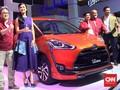 Toyota Resmi Luncurkan Sienta di Indonesia