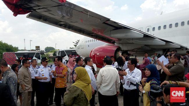 KNKT: Butuh Waktu Empat Bulan Investigasi Tabrakan Batik Air