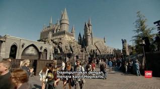 Mencicip Dunia Harry Potter di Universal Studios Hollywood