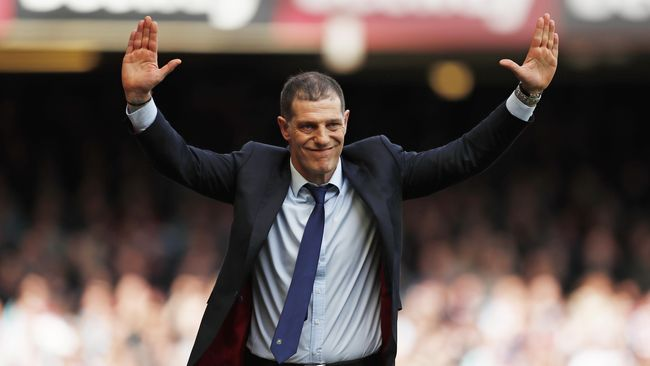 West Ham United Pecat Slaven Bilic
