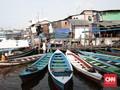 Ratusan Bangunan di Pasar Ikan Digusur Hari Ini