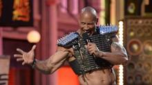'Ikrar' Dwayne 'The Rock' Johnson saat Kelahiran Putri Ketiga