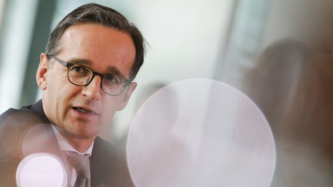 Jerman Minta Rusia Perbaiki Sikap