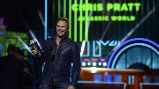 Nikahi Anak 'Terminator', Chris Pratt Akhiri Masa Duda