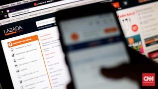 Aturan Transaksi e-Commerce Tunggu Paraf Jokowi