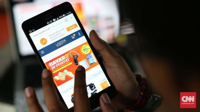 Mastercard Sebut Mayoritas Orang Indonesia Belanja Lewat 'HP'