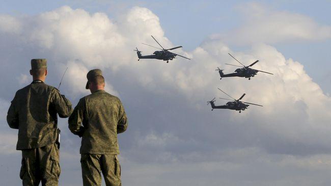 Tabrakan Dua Helikopter Militer Perancis, Lima Tentara Tewas