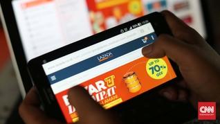 Alibaba Gelontorkan US$ 1 Miliar Tambah Saham di Lazada