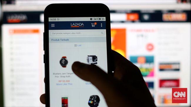 'E-commerce Jadi Referensi Mencari Hadiah'