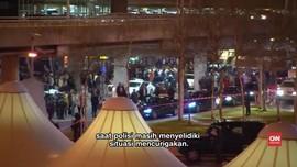 Ada Ancaman Bom, Bandara Amsterdam Ditutup Sementara