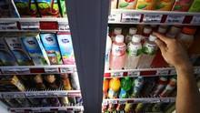 Pengusaha Tolak Rencana Pungutan Cukai 'Teh Botol' Dkk