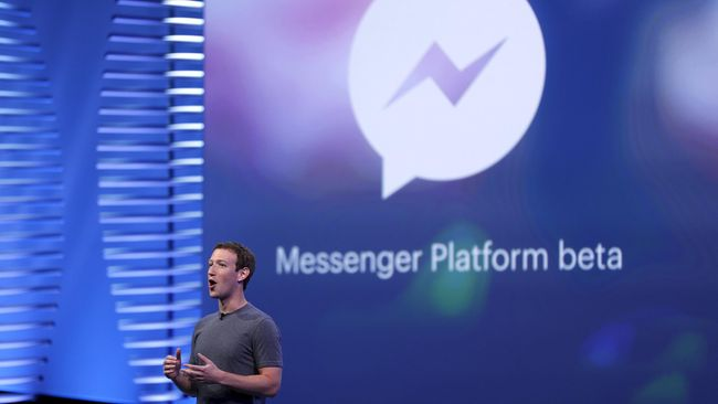 Catat Rekor, Pengguna Facebook Tembus Dua Miliar per Bulan