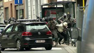 Belgia Tahan 12 Terduga Teroris
