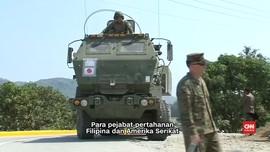 Militer Filipina dan AS Gelar Latihan Bersama
