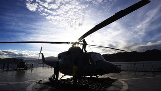 Basarnas: Helikopter TNI Hilang Kontak Usai 5 Menit Terbang