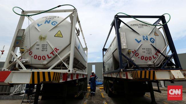 DPR Kupas Wacana Impor LNG dari Singapura