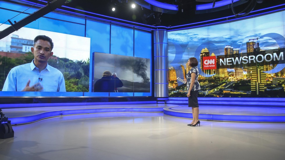 CNN Indonesia Newsroom