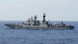 Rusia Kirim Tiga Kapal Perang untuk Komodo Exercise
