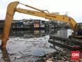 Ahok Klaim Penggusuran Pasar Ikan Tepat Hindari Banjir Rob