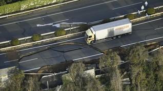 Gempa Bumi, Sejumlah Perusahaan Besar di Jepang Tutup