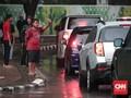 Pelarangan Jalur Motor di Senayan Tunggu Evaluasi 3 in 1