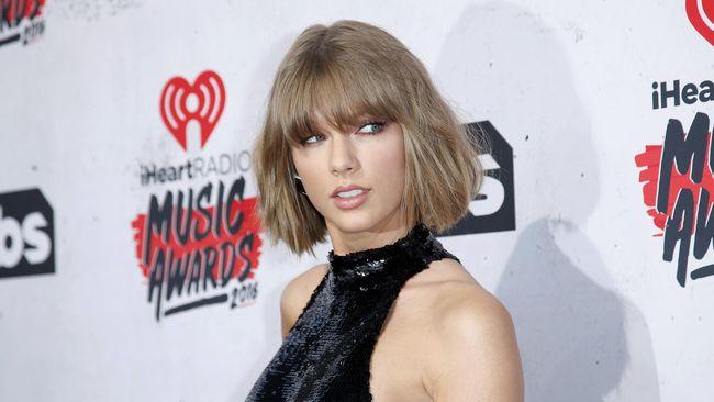 Taylor Swift Disebut Siapkan Album Baru Hasil 'Bertapa'