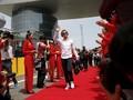 Nico Rosberg Juara GP China, Rio Finis ke-21