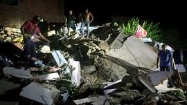 Gempa Ekuador Telan 41 Korban Jiwa