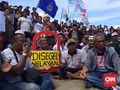 Tolak Reklamasi, Ratusan Nelayan Segel Pulau G