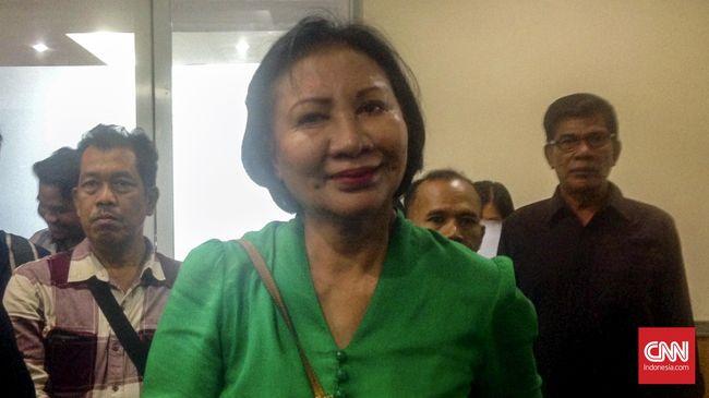 Polisi: Penahanan Ratna Sarumpaet Tunggu 1x24 Jam