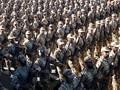 Pawai Militer Iran Diberondong Tembakan