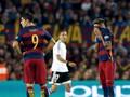 Kalah dari Valencia, Nestapa Barca Berlanjut di La Liga