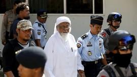 Abu Bakar Ba'asyir Tak Punya Hak Pilih di Pemilu 2019