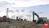 Wakil Gubernur DKI Jakarta Djarot Saiful Hidayat mengatakan Pemerintah Provinsi DKI akan menjamin ketersediaan rumah ibadah di kawasan Taman di lokasi eks Kalijodo nantinya.Foto: CNN Indonesia/Adhi Wicaksono