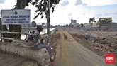 Kepala Dinas Pertamanan dan Pemakaman DKI Ratna Dyah Kurniati mengatakan di bekas kawasan Kalijodo akan dibangun ruang publik terpadu ramah anak (RPTRA). Lapangan bola seluas 2,5 hektare juga akan dibangun di sini. Foto: CNN Indonesia/Adhi Wicaksono.