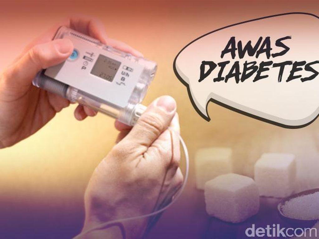 Ayo Lawan Diabetes
