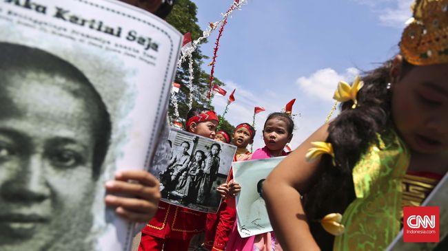 Menyambung 'Sayap Patah' Kartini