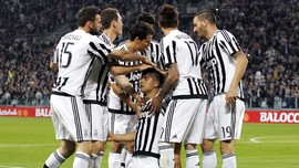 Foto-foto Pilihan Kemenangan Tiga Gol Tanpa Balas Juventus