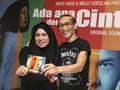 'Hantu' AADC Jadi Motivasi Melly Goeslaw dan Anto Hoed
