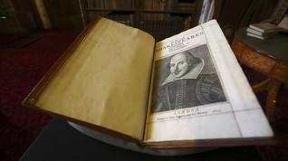 Shakespeare Ternyata Tak Menulis Sendiri